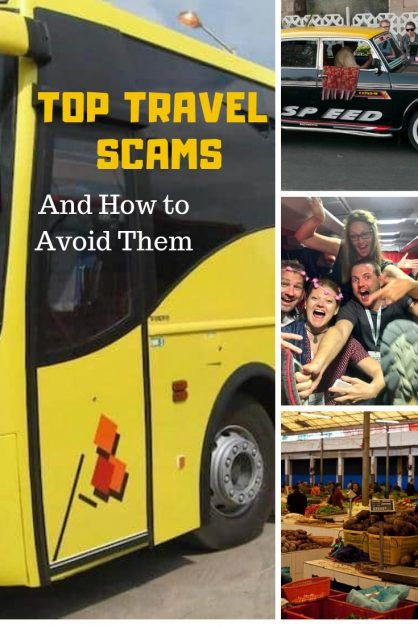 top travel scams and how to avoid them