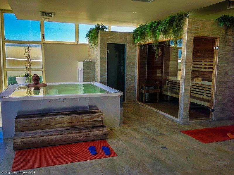 spa etiquette dave in hot tub
