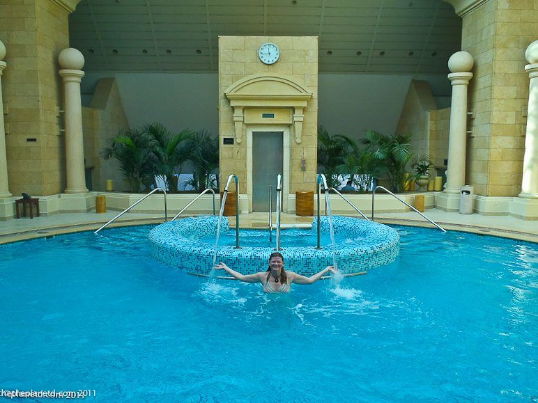 spa-etiquette tips arrive early