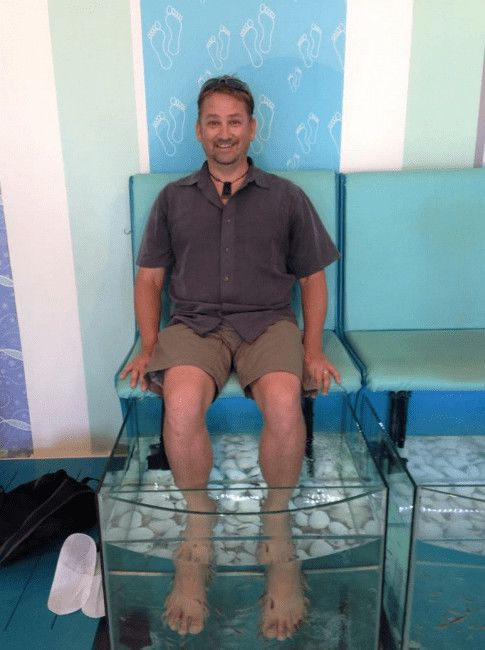 weird and wacky spa treatments
