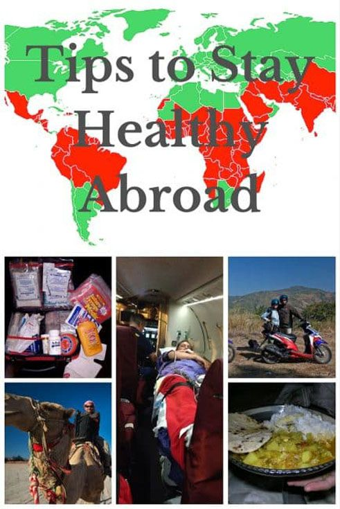 healthy abroad pin