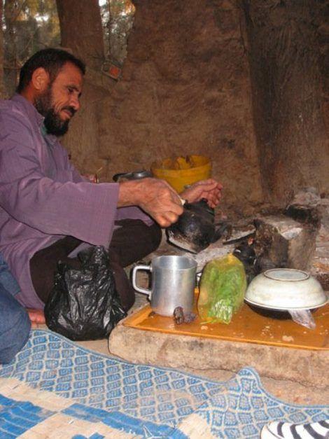 healthy travel tips tea