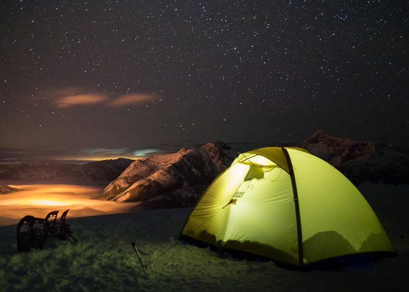 you have the choice camping